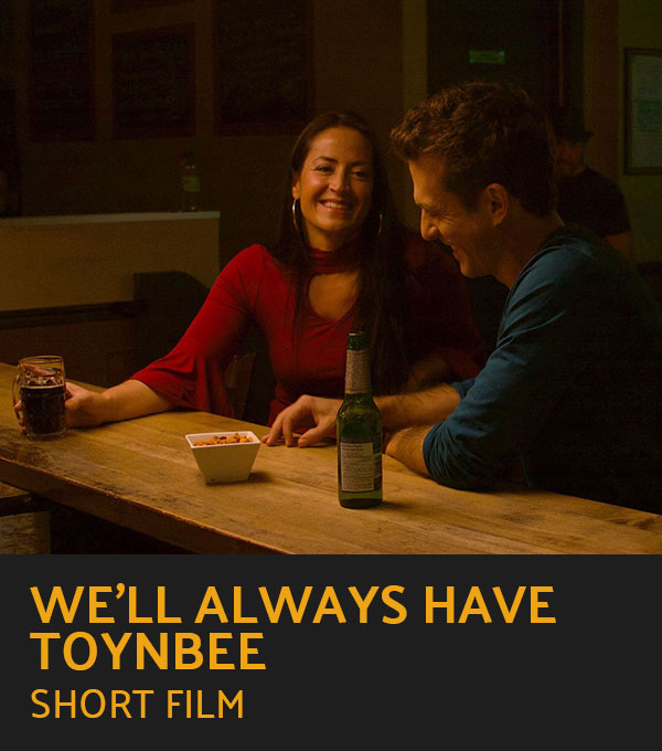We'll always have toynbee